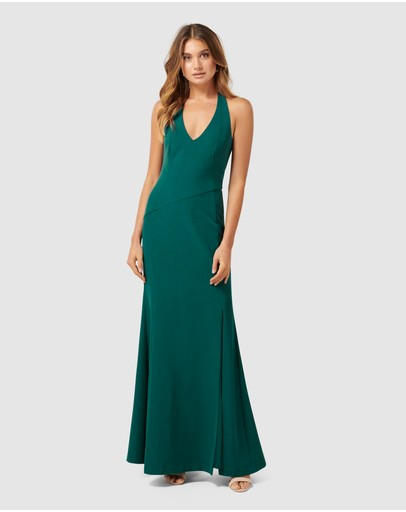 Forever New - Adelaide Halter Neck Maxi Dress