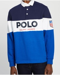 Polo Ralph Lauren - Rugby Long Sleeve Knit - Exclusives