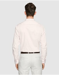 yd. - Mission Slim Fit Dress Shirt