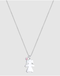 Elli Jewelry - Necklace Child Girl Swarovski® Crystals 925 Sterling Silver