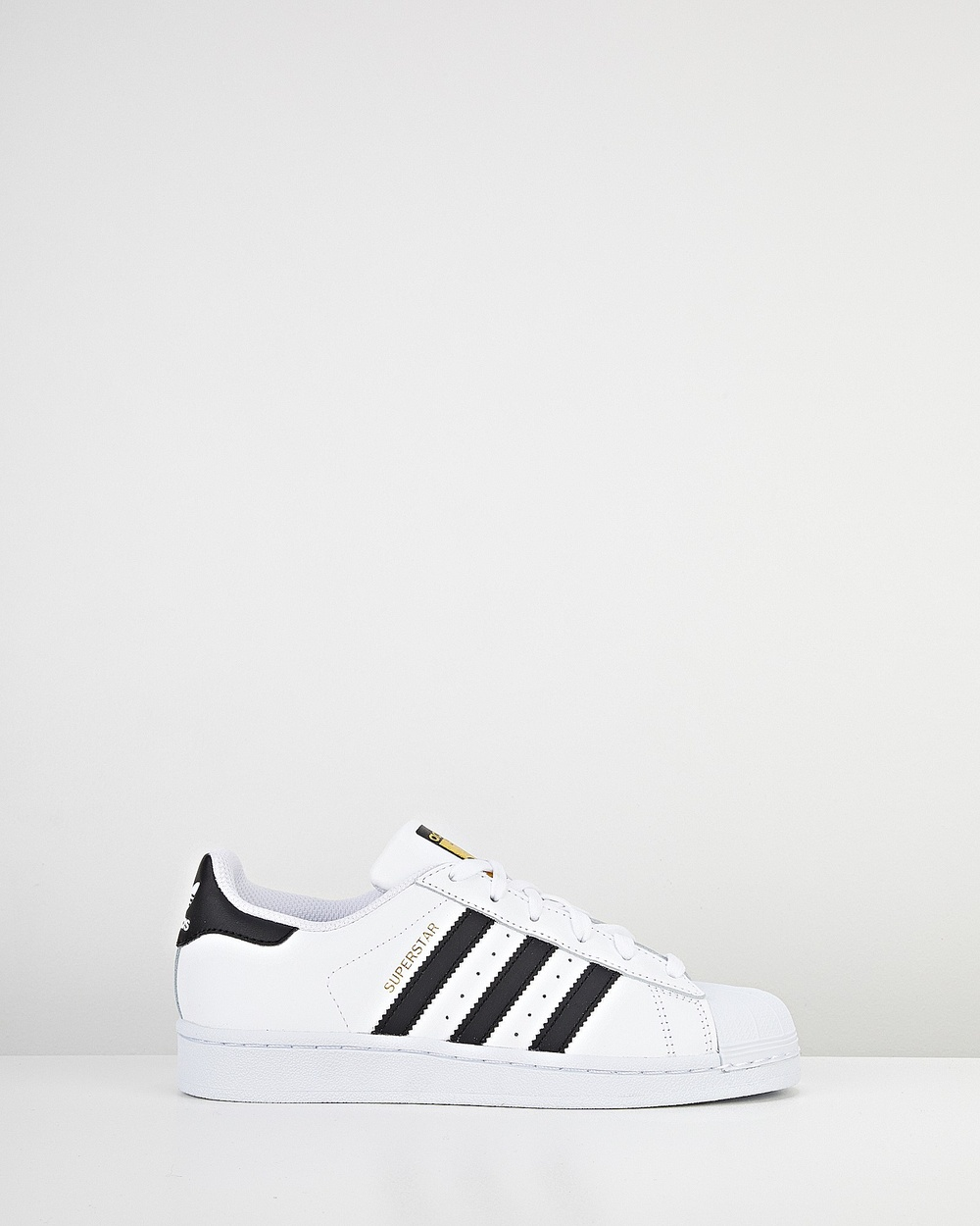 adidas Originals Superstar Foundation Grade School Lifestyle Shoes White/Black