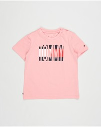 Tommy Hilfiger - Baby Flag SS Tee - Babies