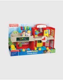 Fisher Price - Little People Friendly School