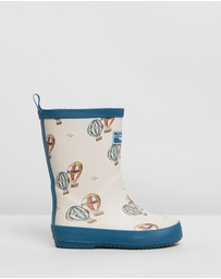 Anchor & Fox - Hot Air Balloon Gumboots - Kids