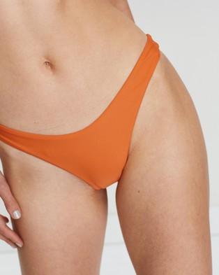 Tigerlily Lleo Elle Pants - Bikini Bottoms (Citris)