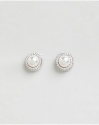 Swarovski - Originally Pierced Earrings