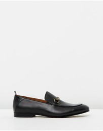 Double Oak Mills - Otto Leather Bit Loafers