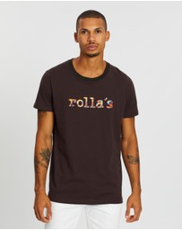 Rolla's - Rainbow Serpent Tee