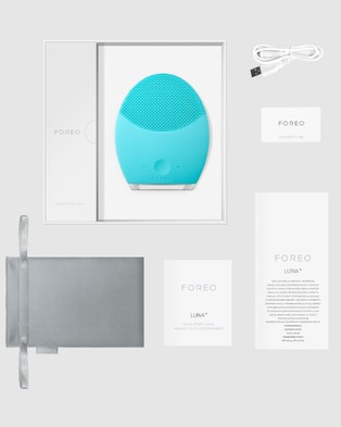 Foreo Luna 2 Facial Cleansing Massager   Oily Skin - Tools (Green)