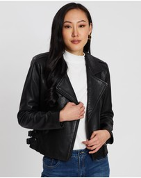 West 14th - New Yorker Motor Jacket