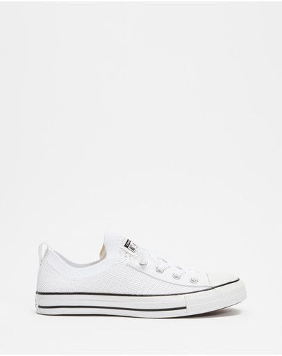 Converse - Chuck Taylor All Star Shoreline Knit Slip Low Top Sneakers