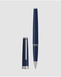 Montblanc - PIX Blue Rollerball Pen