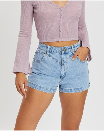 Abrand A High Relaxed Shorts Walk It Out