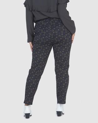 Advocado Plus Essential Slim Fit Pants - Pants (Autumn Leaf )
