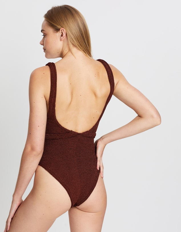 Hunza G - Solitaire Swim One-Piece