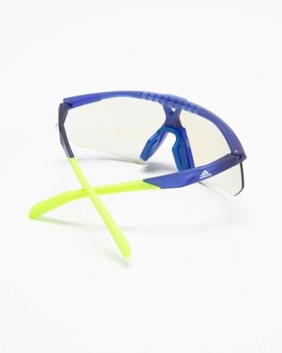 adidas Performance - SP0015 Sunglasses (Blue)