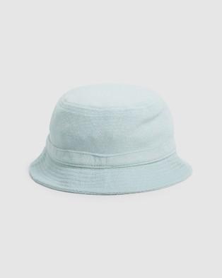 Billabong Wave Wash Bucket Hat - Hats (SEAGLASS)
