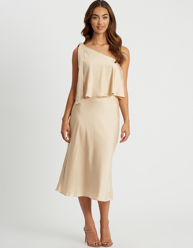 CHANCERY - Selina Tie Dress