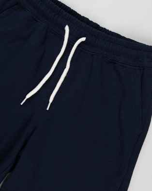 Cotton On Kids 2 Pack Henry Slouch Shorts   Kids - Shorts (Indian Ink)