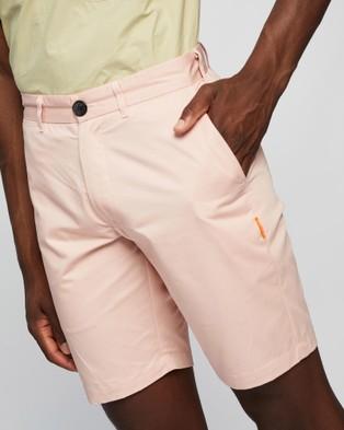 Justin Cassin Ivan Shorts - Chino Shorts (Pink)