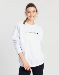 Running Bare - Heritage Oversized Sweat