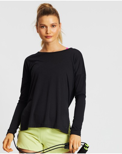 Nike - ​Yoga Layer LS Top
