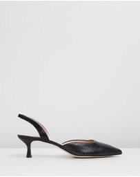 Atmos&Here - Milan Leather Heels