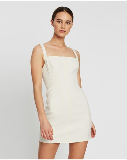C/MEO COLLECTIVE - Consumed Mini Dress
