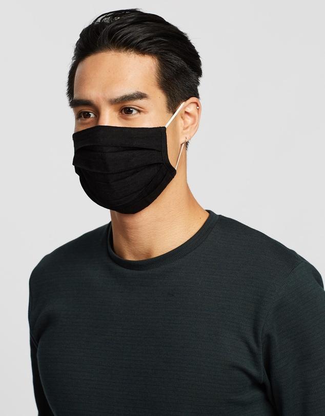 Men Non-Medical Fashion Face Mask 2-Pack