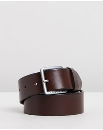 BOSS - Jeeko Leather Belt