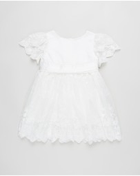 Bebe by Minihaha - Floaty Sleeve Dress - Babies