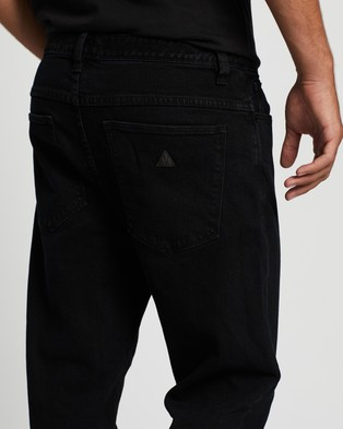 Abrand A Chopped Straight Jeans - Slim (Nite Flight)