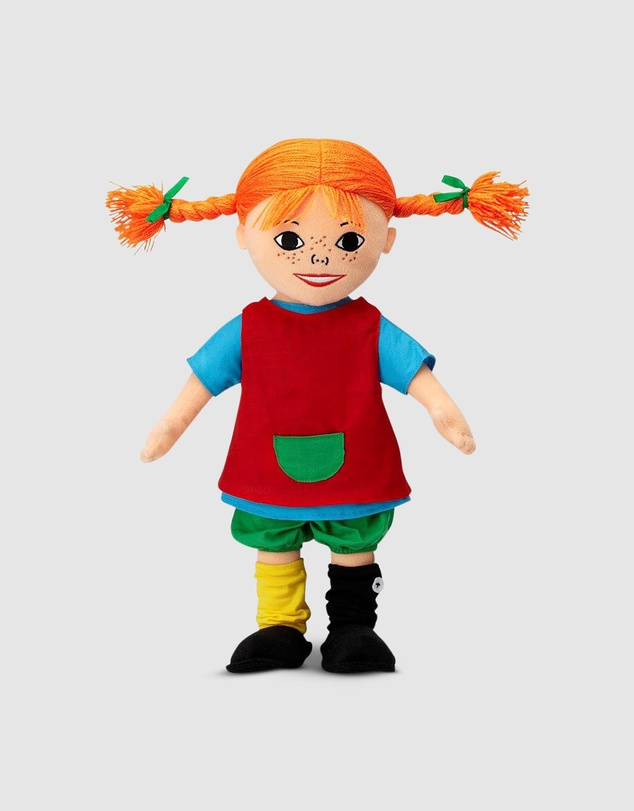 Kids Pippi Soft Doll