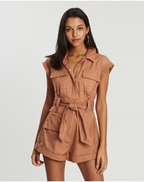 Finders Keepers - Utility Playsuit