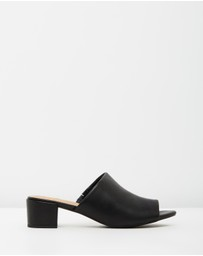 SPURR - ICONIC EXCLUSIVE - Azea Mules