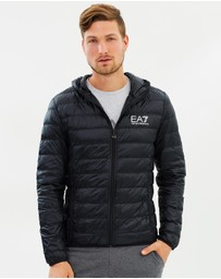 Emporio Armani EA7 - Train Core ID Light Down Jacket