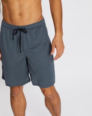 Under Armour UA Tech Mesh Shorts - Shorts (Pitch Grey & Black)