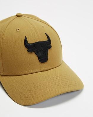 New Era 9FORTY Chicago Bulls Snapback - Headwear (Wheat)