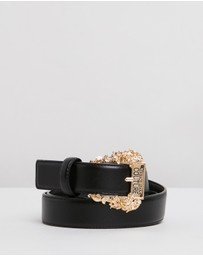 Versace Jeans Couture - Buckle Belt