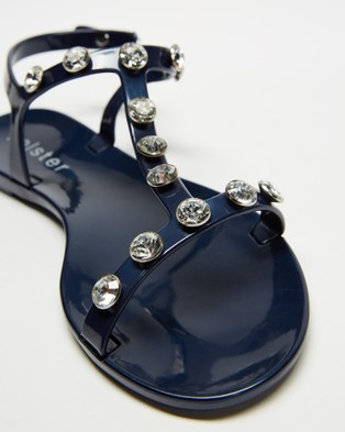 Holster Eve - Sandals (Midnight Blue)