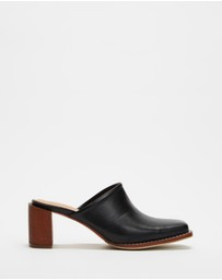 JAMES | SMITH - Milanese Mules