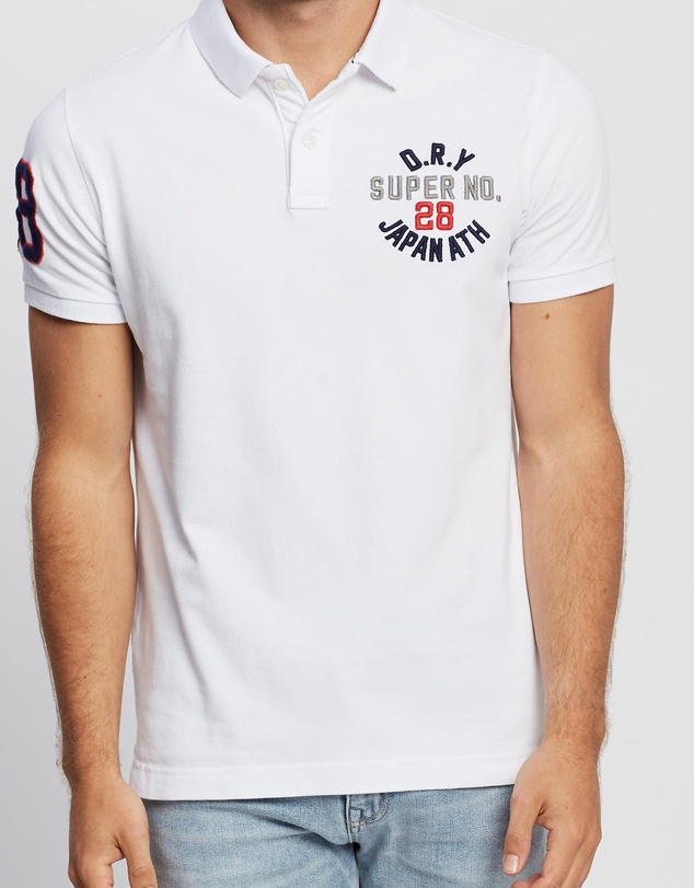 Superdry - Classic Superstate Polo Shirt