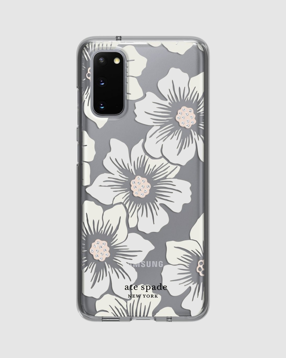 Kate Spade New York Protective Hardshell Case For Samsung Galaxy S20 Tech Accessories Multi Australia