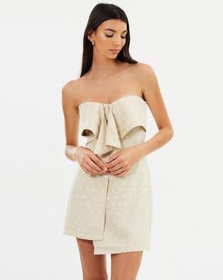 Bec & Bridge – So Frenchy Mini Dress – Printed Dresses Spot