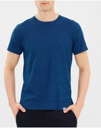 Norse Projects - Niels Indigo Tee