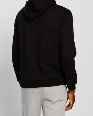 Factorie Basic Hoodie - Hoodies (Black)