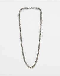 Kavalri - Armour Steel Necklace Chain
