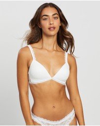 Calvin Klein - CK One Lace Triangle Bra