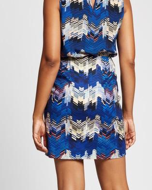 Marcs Sea You Again Mini Skirt - Skirts (Sapphire)