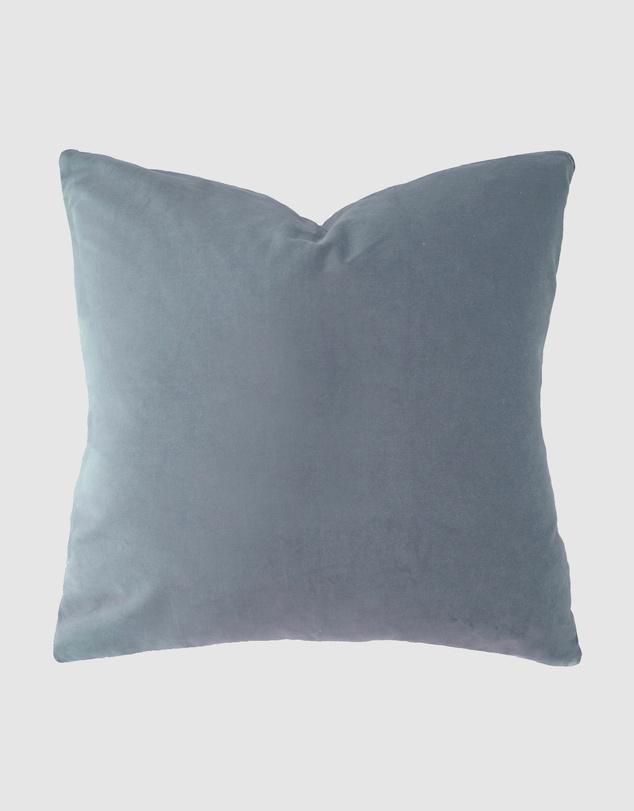 Life Velvet Square Cushion